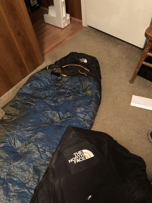 The North Face Sleeping bag for Sale in Crawford, MS