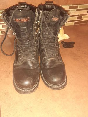 Harley-Davidson women boots for Sale in Florissant, MO