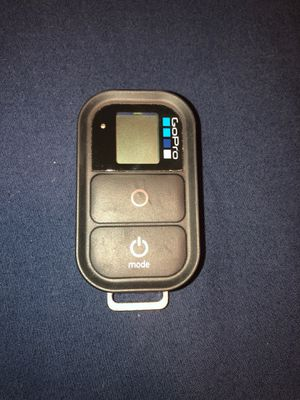 GoPro hero remote (needs charger) for Sale in Columbus, OH