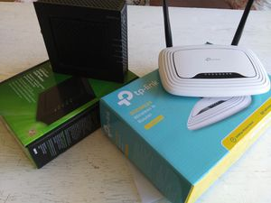 modem and router for Sale in Aberdeen, WA