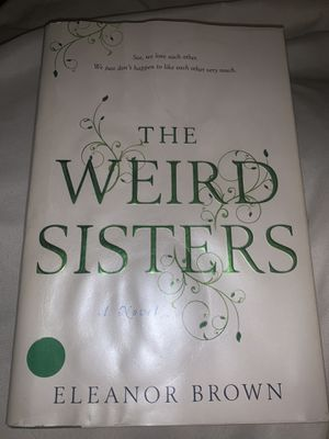 The Weird Sisters by Eleanor Brown - Good Condition for Sale in Redlands, CA