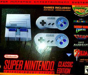 Super Nintendo Mini for Sale in Wolcott, CT