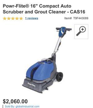 Walk behind scrubber for Sale in Livonia, MI