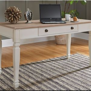 """Dci Sarvanny 60"""" Office Table With Arm Chair (H583-44/H583-01A) for Sale in Chicago, IL"""