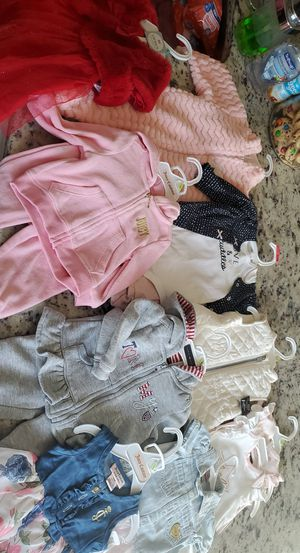 3-6m baby girl clothes n accessories for Sale in Aurora, CO
