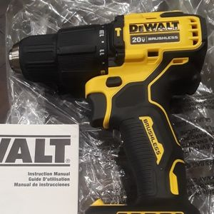 Brand new Dewalt 20v Brushless hammer Drill Tool Only $75 for Sale in Fresno, CA