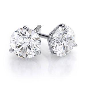 Diamond stud earrings for Sale in Portland, OR