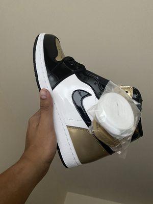 Air Jordan 1 gold toe for Sale in Alexandria, VA