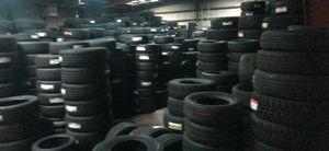 Car tires, truck tires, trailer tires! for Sale in Pflugerville, TX
