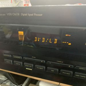 Pioneer Multiple Channel VSX D608 for Sale in Naples, FL