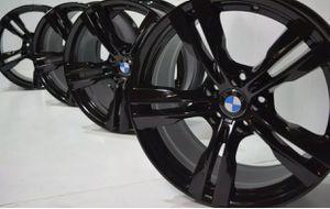 "19"" BMW X5 M Sport Black Wheels for Sale in Huntington Beach, CA"