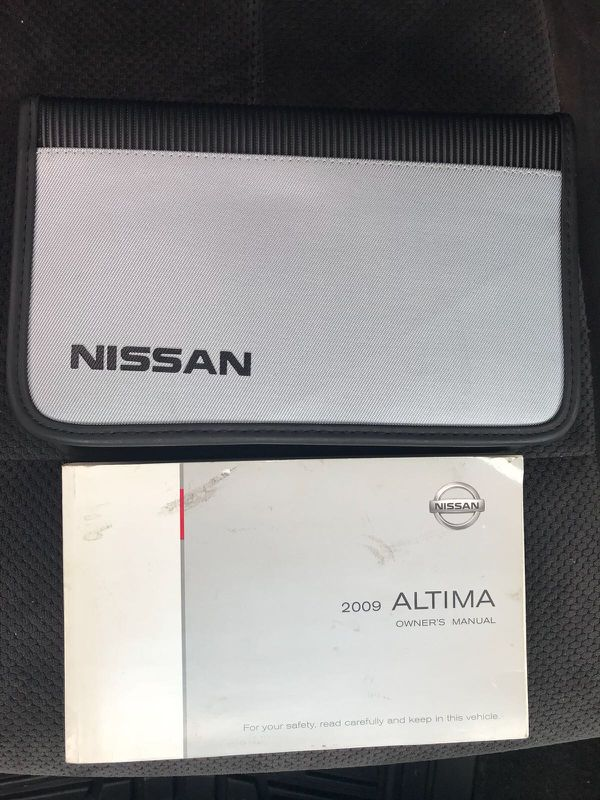 2009 Altima with remote start