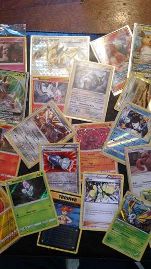 POKEMON CARDS + TIN for Sale in Renton, WA