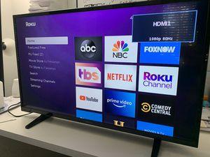Insignia 38 inch tv with remote for Sale in San Jose, CA