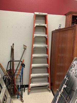 Werner ladder 8ft for Sale in Austin, TX