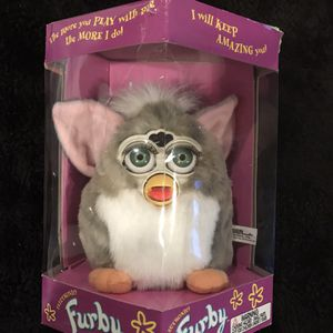 1998 First Edition Original Electronic Furby 70-800 for Sale in Los Angeles, CA