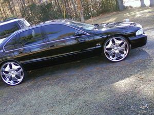 chevy impala ss 96 clean title and great for Sale in Seattle, WA