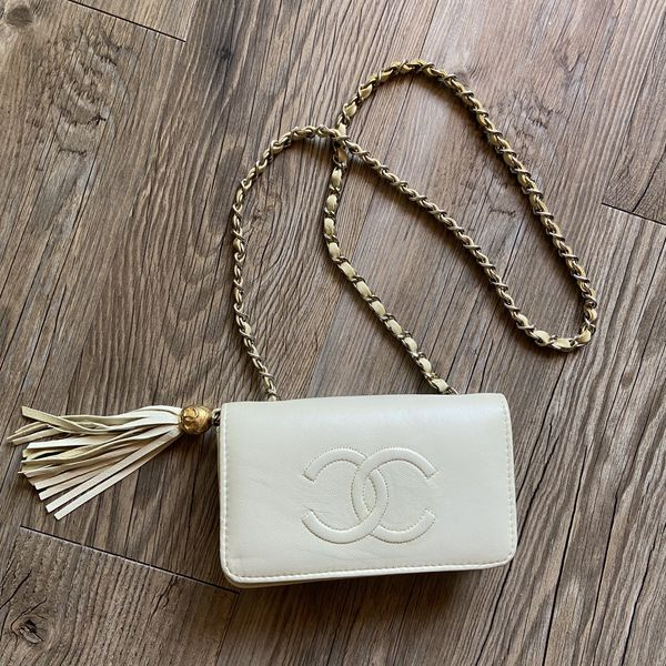 Chanel vintage mini flap