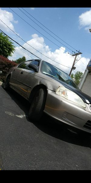 2000 Honda Civic Lx for Sale in Hackensack, NJ