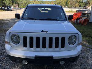 2014 Jeep Patriot Altitude Limited Sport Utility 4D for Sale in Old Bridge, NJ