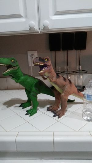 Kids Dinosaur Toys for Sale in Perris, CA