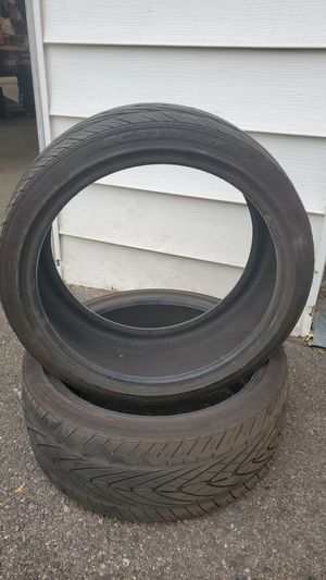 Kumho 205/40r17 tries for Sale in Denver, CO