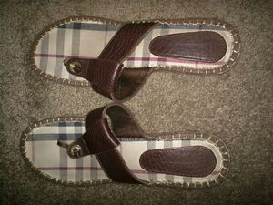 Burberry sandals for Sale in Columbus, OH
