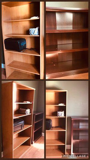 Bookshelves beautiful!! for Sale in Temecula, CA