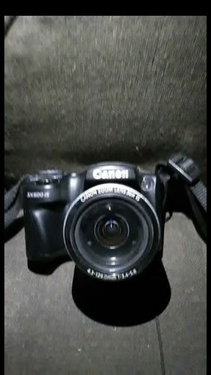 Canon digital camera for Sale in Sacramento, CA