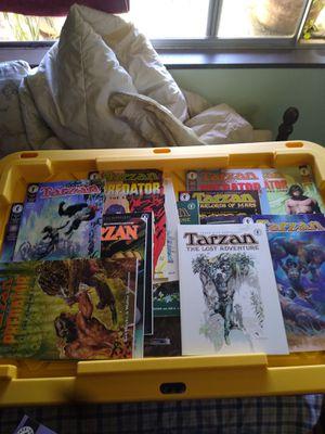 Tarzan comics from 1970-1999 for Sale in Santa Maria, CA
