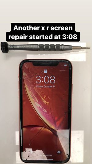 iPhone X r screen and lcd replacement for Sale in Hollywood, FL