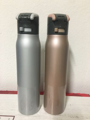 Built NY Slide Lock 24oz Stainless Steel Bottle, 2-pack for Sale in Tustin, CA