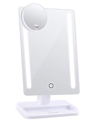 Brand New Seal IN Box LED LIGHT 24 LED Makeup 12 inch Larger Vanity Mirror, White for Sale in Hayward, CA