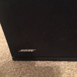 Bose Shelf Speakers for Sale in Mesa, AZ