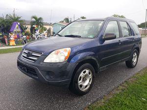 Honda crv 2005 for Sale in Margate, FL