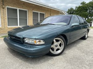 1995 Chevy impala SS for Sale in San Antonio, TX