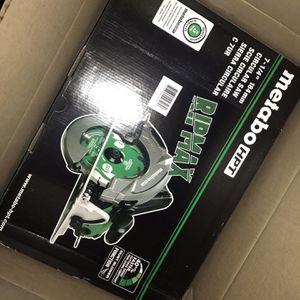 Metabo Hpt-C7URM 7-1/4 In. Pro Grade Circular Saw 15 Amp 6800 RPM Rip Max for Sale in Rochester, MI