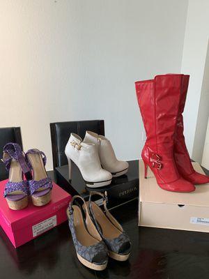 Lote de zapatos de mujer size 9 for Sale in Miami, FL
