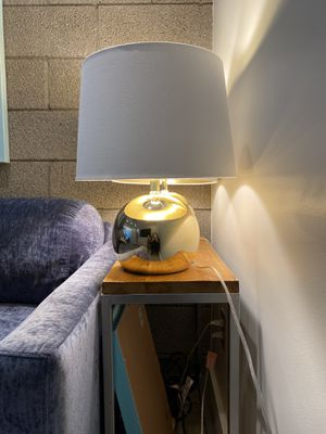 Pair Gold Table Lamps for Sale in Scottsdale, AZ