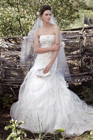 David's Bridal Wedding Dress for Sale in Norfolk, VA
