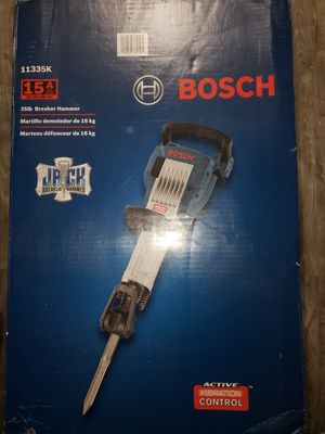 Bosch jack hammer for Sale in Auburn, WA