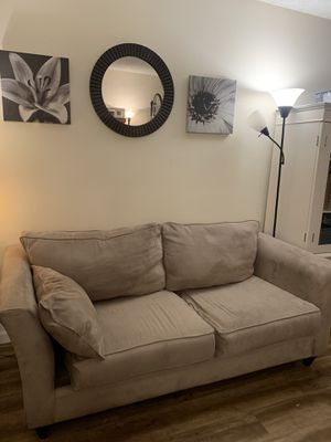 FREE Small tan couch for Sale in San Diego, CA