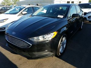 2018 Ford Fusion Hybrid for Sale in Columbus, OH