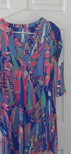 Lilly Pulitzer Sailboat 3/4 Sleeve Dress for Sale in Arlington,  VA