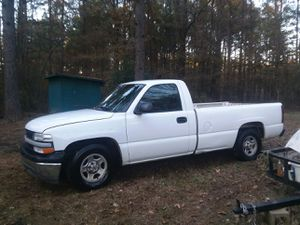 2001 Chevy Silverado, Reg. Cab, LWB for Sale in Pine Bluff, AR