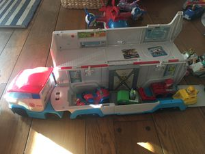 Huge Lot of Paw Patrol Toys plus DVDs for Sale in San Leandro, CA
