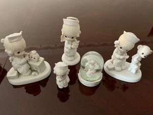 VINTAGE Precious moments NURSES Figurine Lot for Sale in West Chester, PA