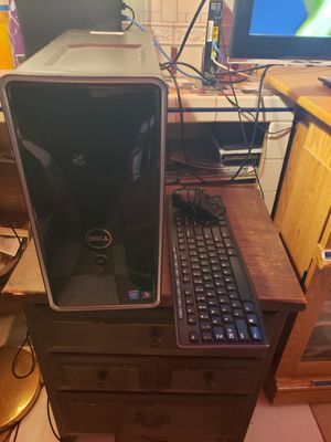 Read bio! Used Dell Inspiron 4gb ram with Geforce GTX960 graphics card for Sale in Silver Spring, MD