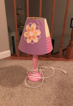 Kids table / desk lamp for Sale in Bloomingdale, IL