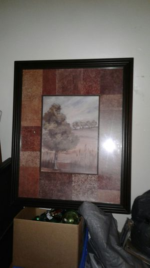 Picture in frame for Sale in Milton, WA
